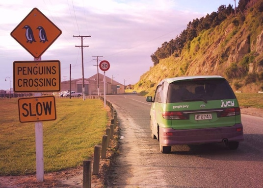 Oamaru, Νέα Ζηλανδία