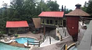 Spa Scandinave Spa Mont-Tremblant