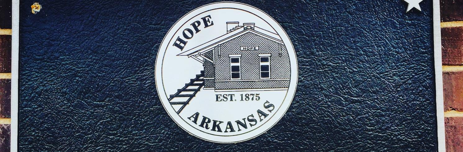 Hope (และบริเวณใกล้เคียง), อาร์คันซอ, สหรัฐอเมริกา