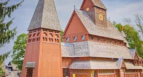 Gustav Adolf Stave Church