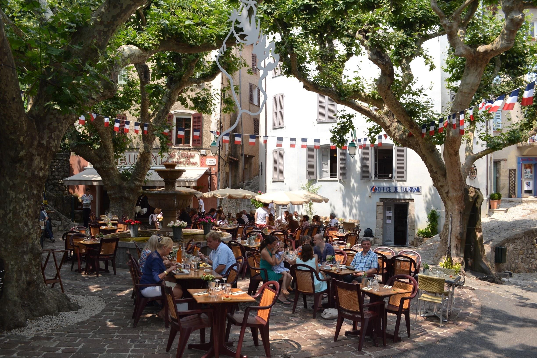 Seillans, Var, Frankreich