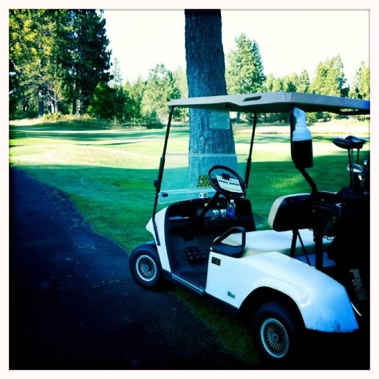 Widgi Creek Golf Club, Bend, Oregon, United States of America