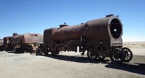 Cimetière ferroviaire