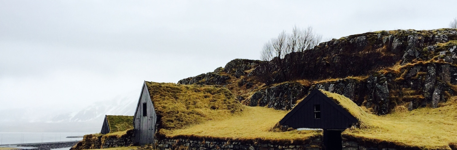 Borgarbyggð, Islanda