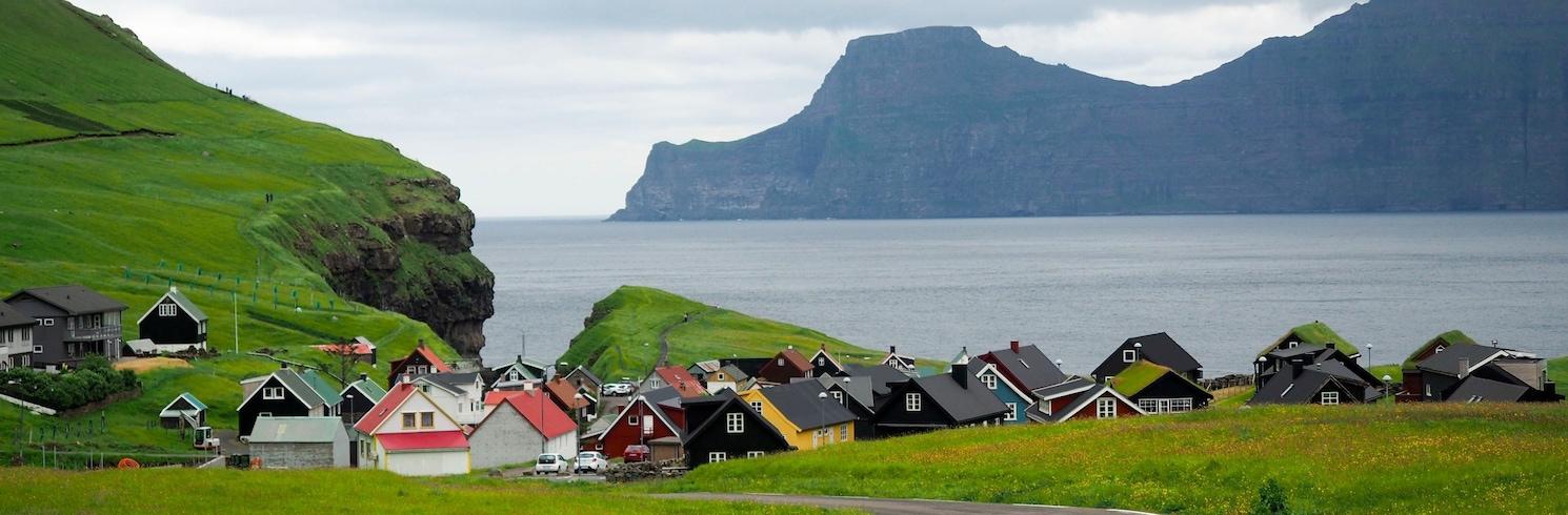 Gjogv, Faeröer