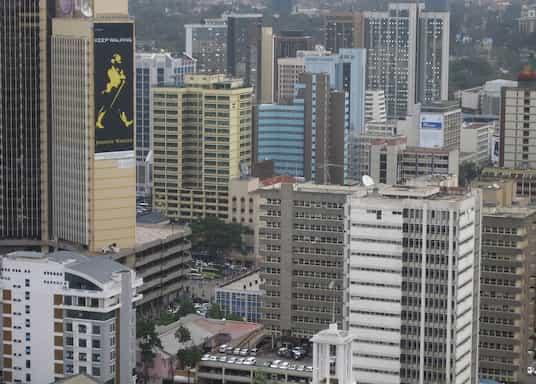 Nairobi Central, Kenya