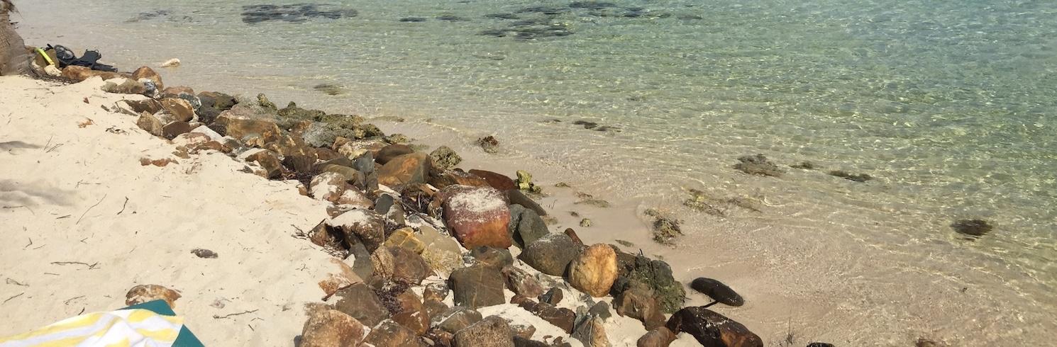 South Water 串島, 貝里斯