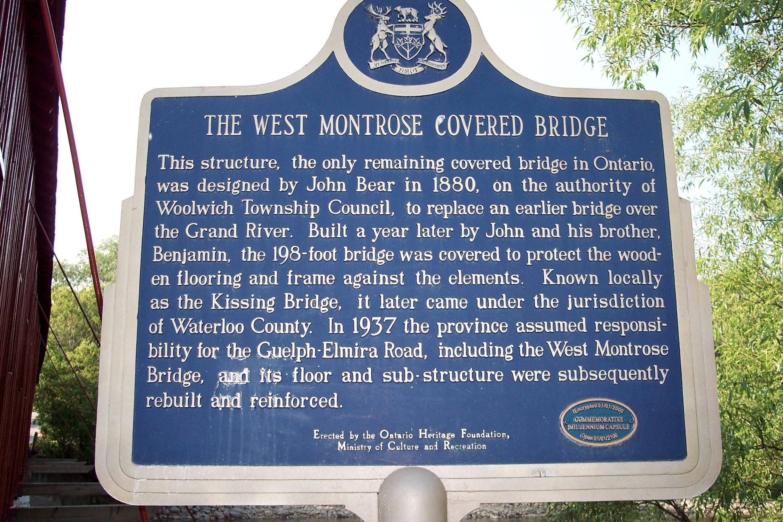 Township of Woolwich, Ontario, Kanada