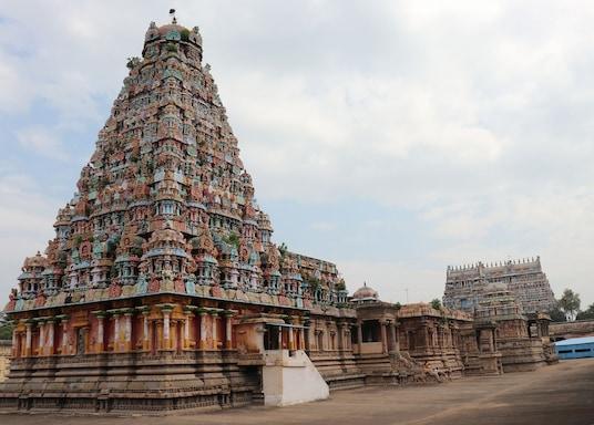 Thiruvidaimarudur, Intia