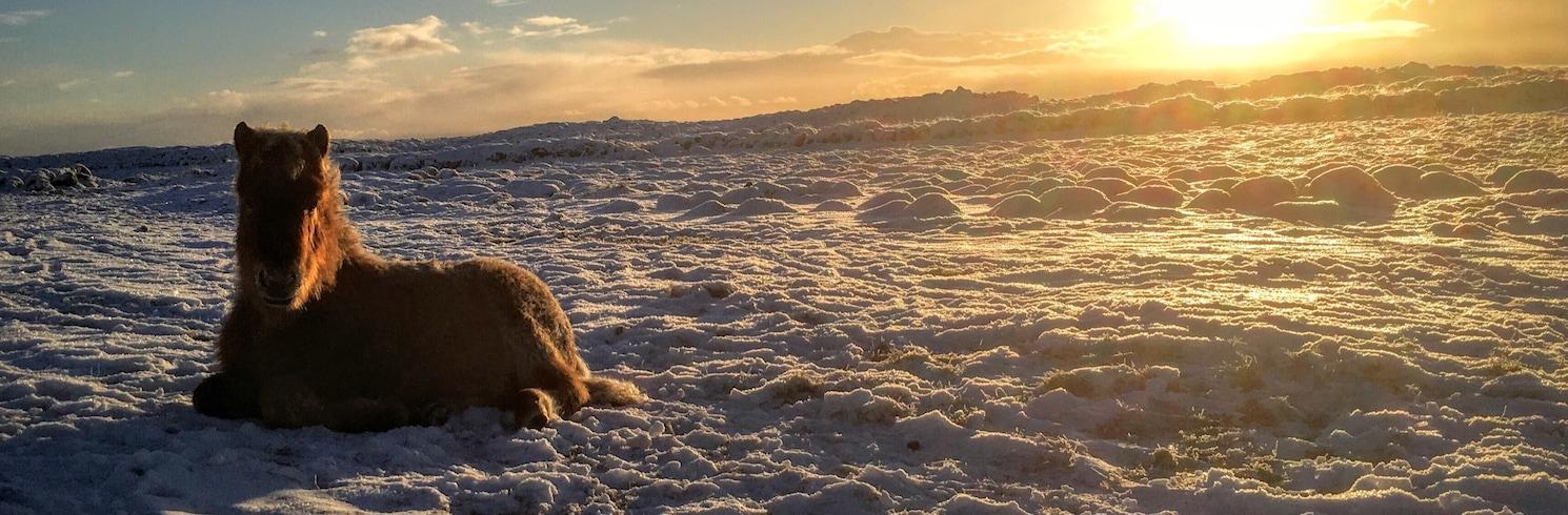 Hvolsvollur, Iceland