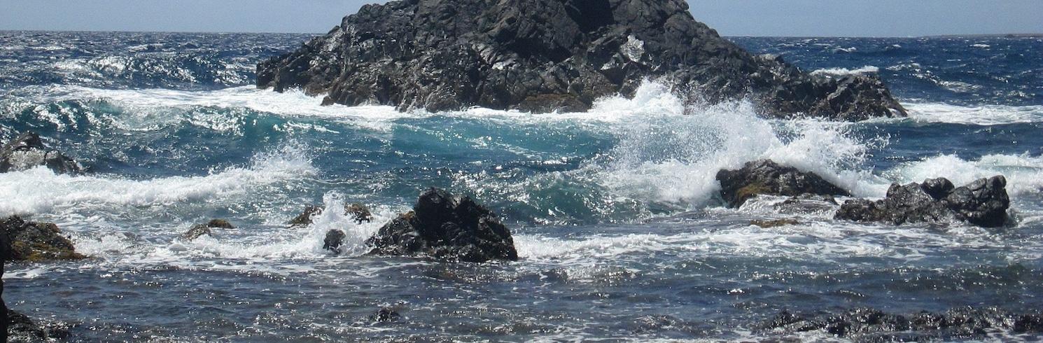 サンタ クルス, アルバ島