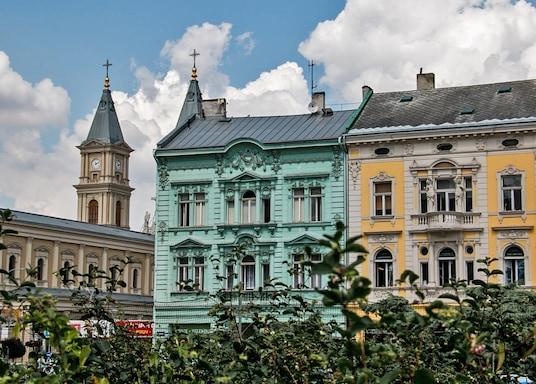 Ostrava, Čehija