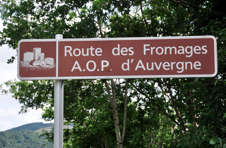 Le Falgoux, Cantal (departement), Frankrijk