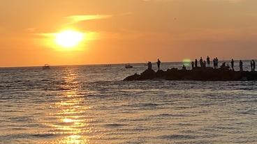 北碼頭海灘/