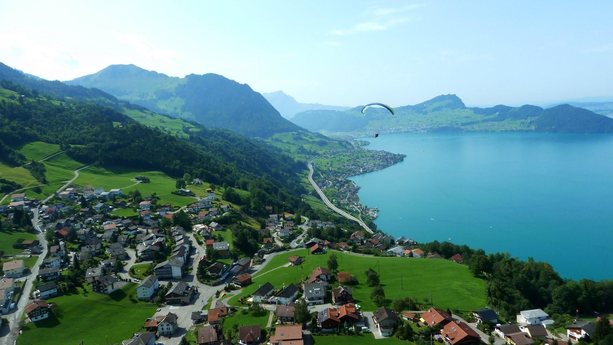 Emmetten, Canton of Nidwalden, Switzerland