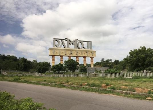 拉莫吉影城, 印度