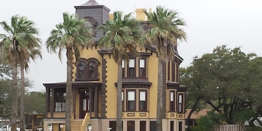 Newly renovated,  Fulton Mansion is rich with area history.  #BeachBound