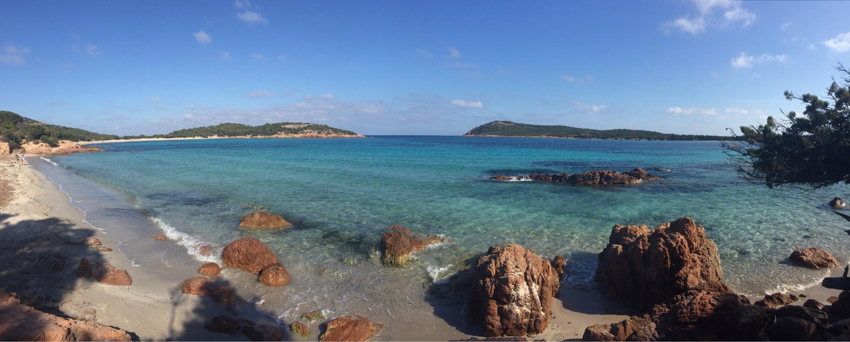 Plage de Rondinara, Bonifacio, Corse-du-Sud, France