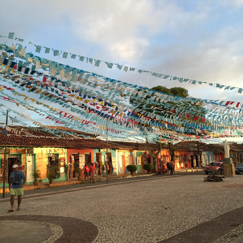 Centro Histórico, Porto Seguro (e arredores), Bahia (estado), Brasil