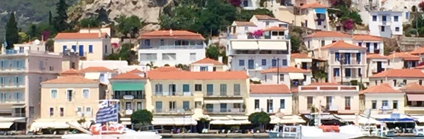 Troizinia, Grecia