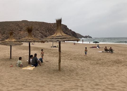 미어레프트, 모로코