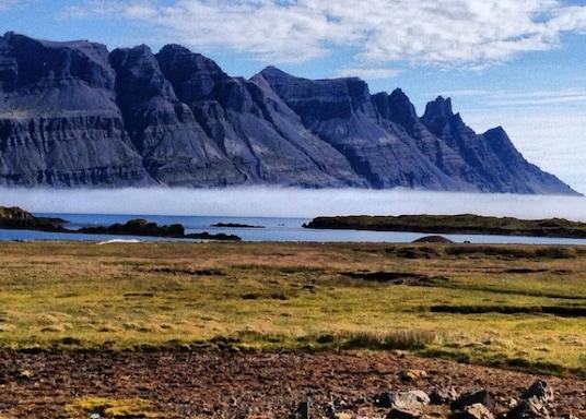Брейддалсвик, Исландия