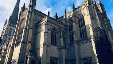Wakefield-katedralen/