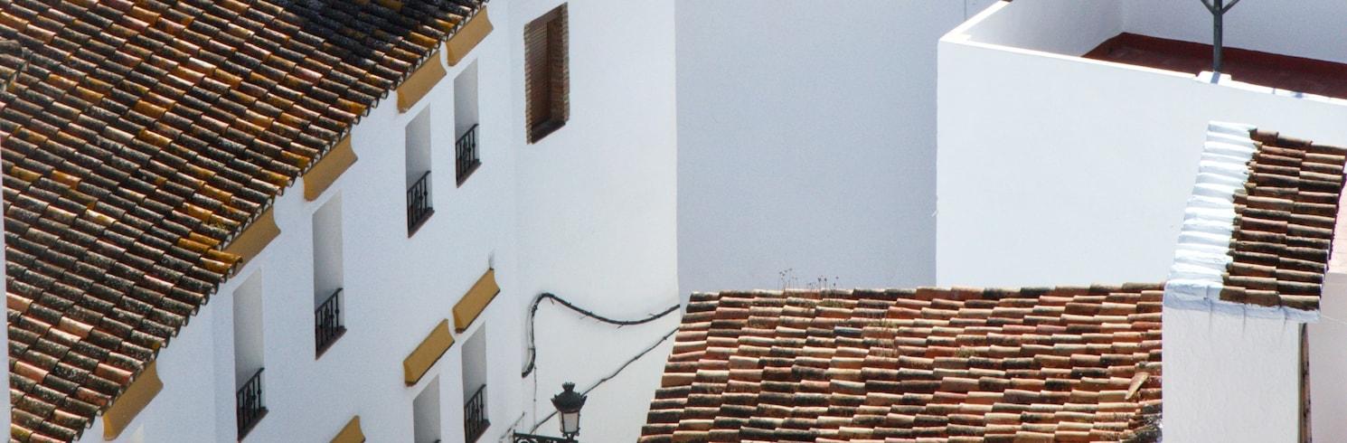 Arcos de la Frontera, Sepanyol