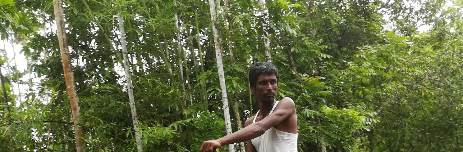 Jhalakathi Sadar körzet, Banglades