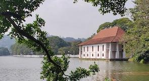ทะเลสาบ Kandy