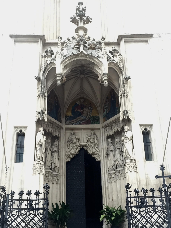 St. Mary on the Strand, Vienna, Austria