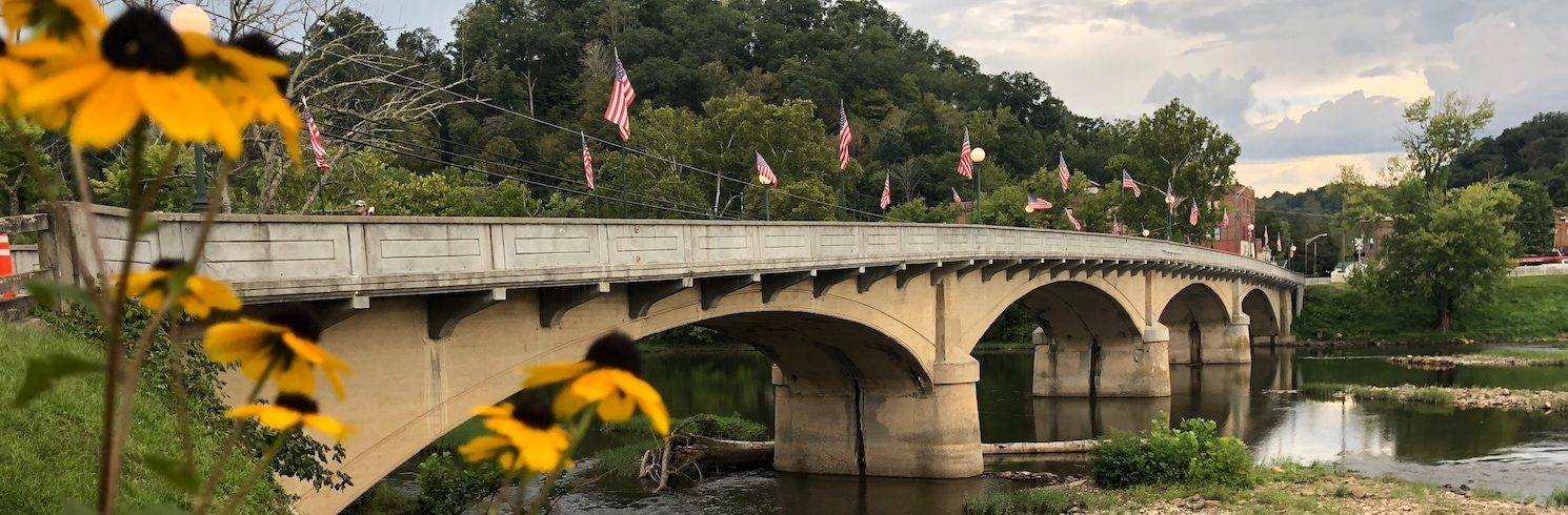 Monroe County, West Virginia, USA