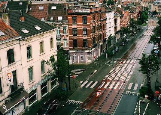 Etterbeek, Belgicko
