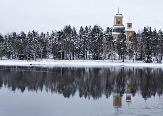 Kuhmo, Finlandiya