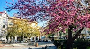 Centrum van Plovdiv