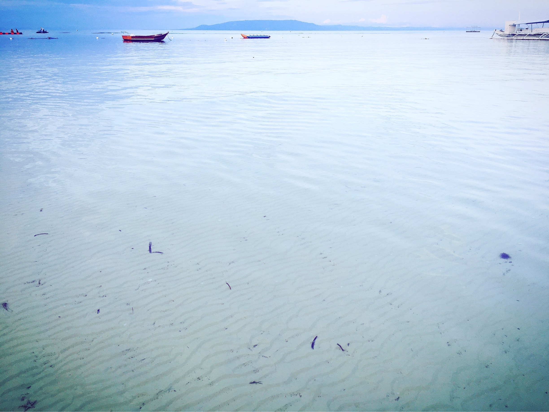 Doljo Beach, Central Visayas, Philippinen