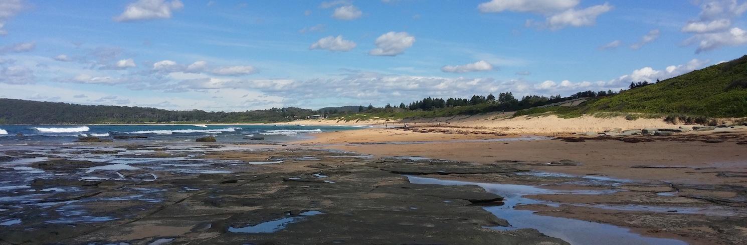 Shelly Beach, Naujasis Pietų Velsas, Australija