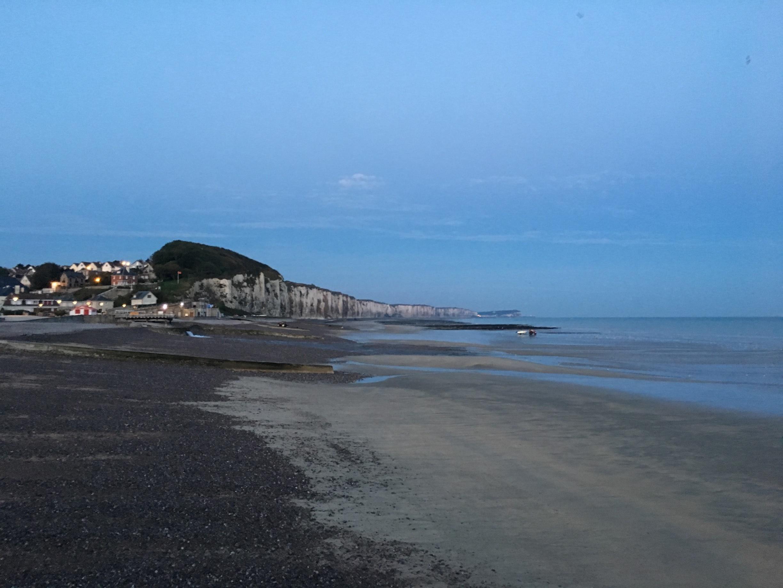 Veules-les-Roses, Seine-Maritime Département, Frankreich