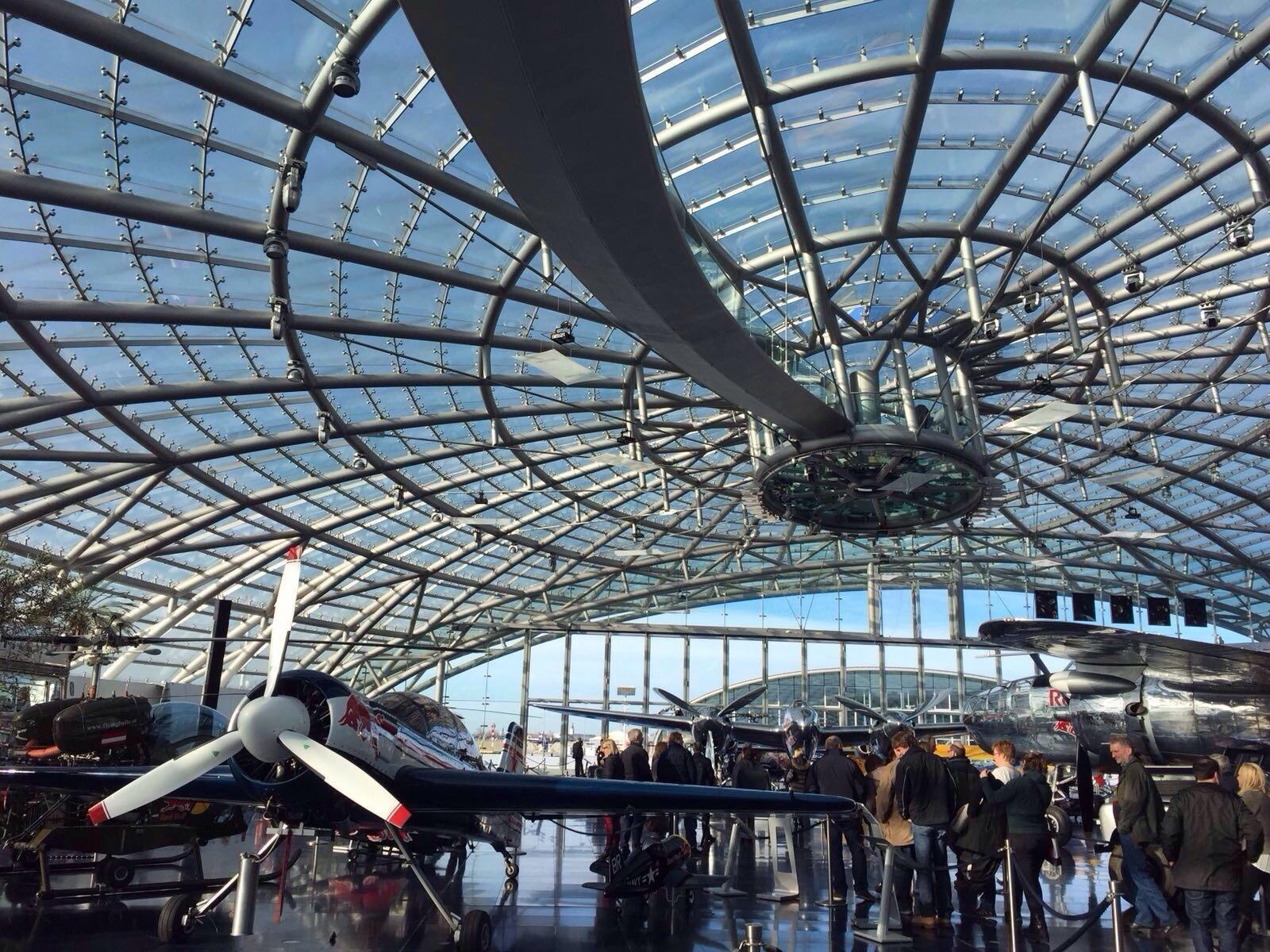 Hangar-7, Salzburg, Salzburg (stat), Österrike