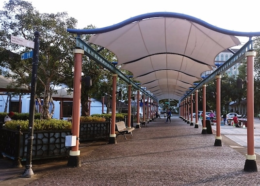 Kampung Lintang, Malaysia