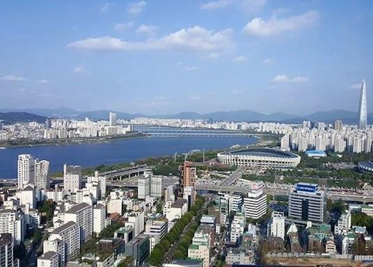 Yeoksam 1-dong, Pietų Korėja