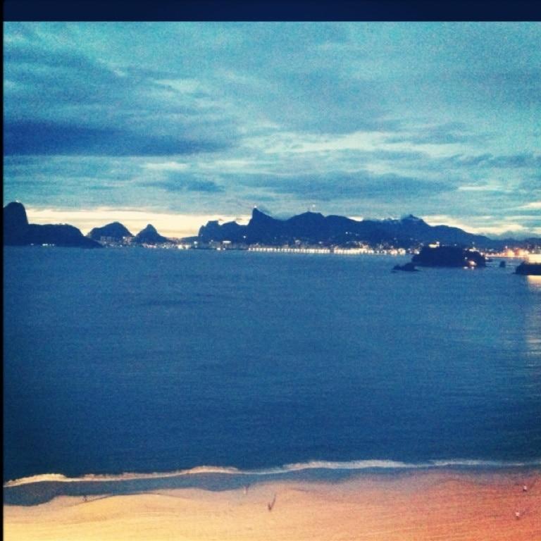 Icaraí, Niterói, Bundesstaat Rio de Janeiro, Brasilien