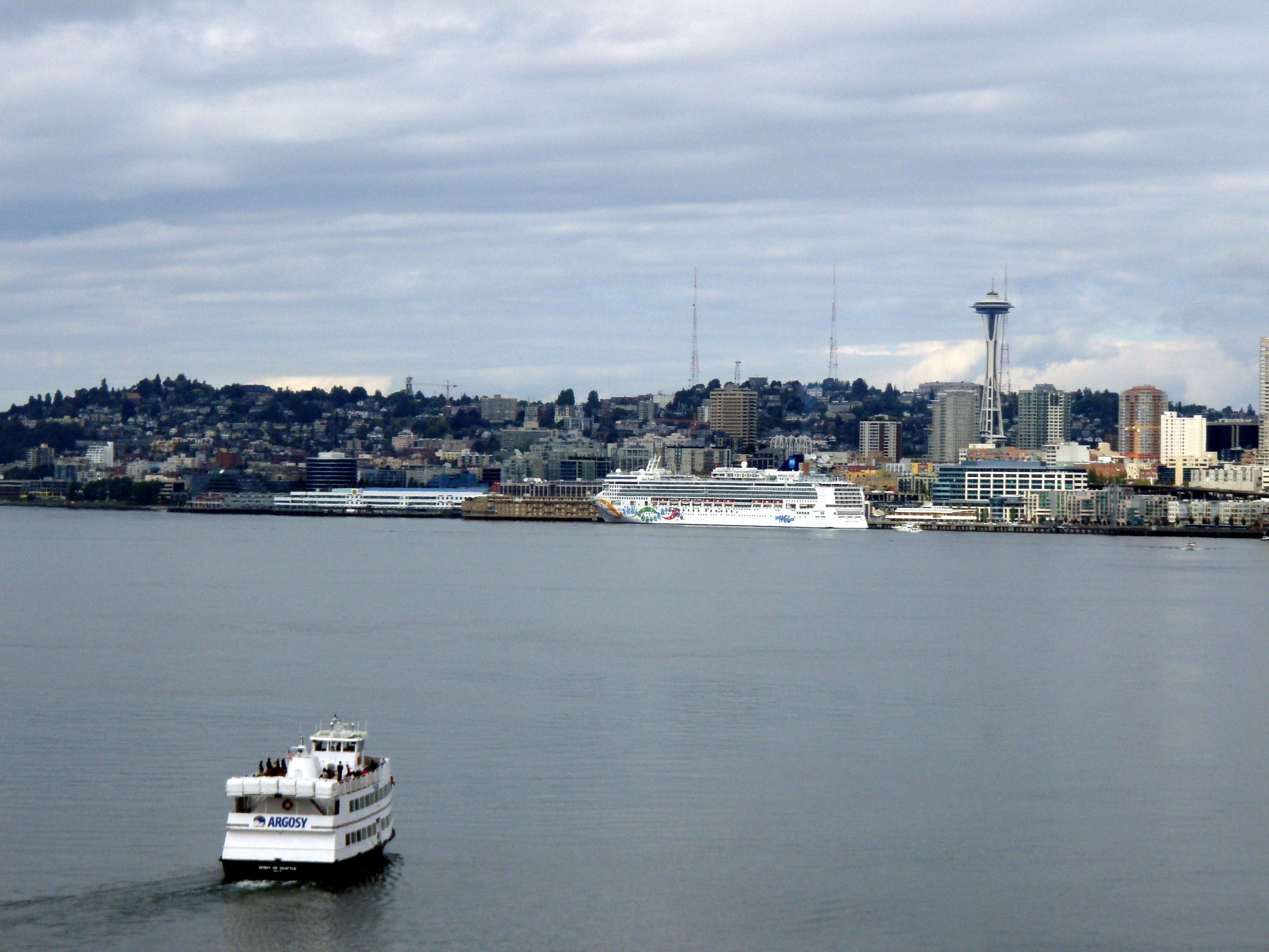 Bell Street Cruise Terminal at Pier 66, Seattle, Washington, United States of America