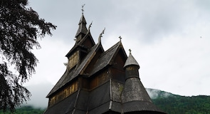Hopperstad Stave 教堂