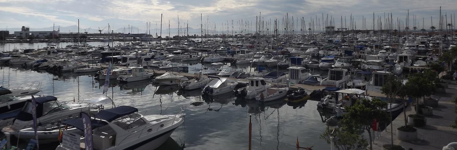 Порт д'Алькудія, Іспанія