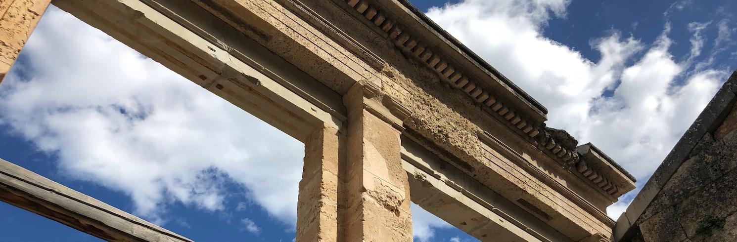 Asklipiio, Grecia