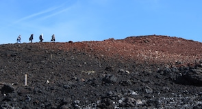 Volcan d'Eldfell
