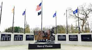 Faces of Freedom Veterans Memorial