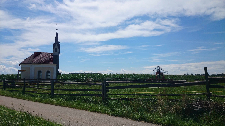 Gstadt am Chiemsee, Bayern, Deutschland