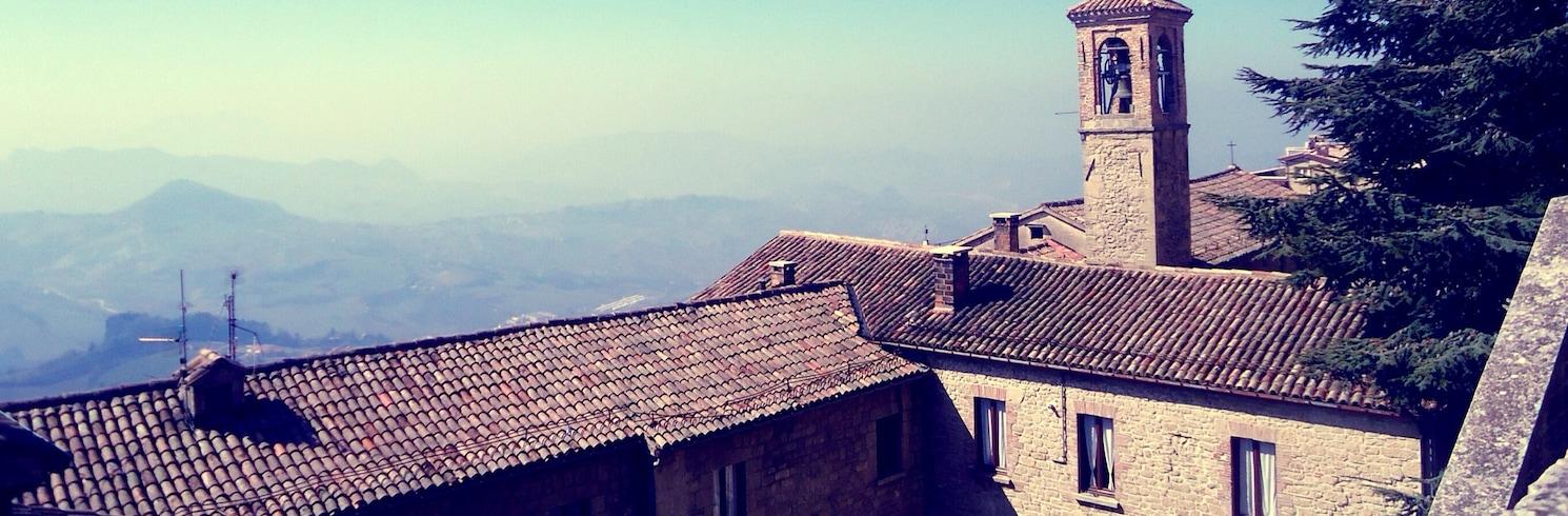 Valdragone, San Marino